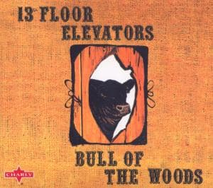 BULL OF THE WOODS + 10, THIRTEENTH FLOOR ELEVATOR, CD, 0803415120123
