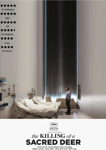 KILLING OF A SACRED DEER, (THE), MOVIE, DVD, 7436933241235