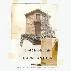 HOUSE ON HILL, MEHLDAU, BRAD, CD, 0075597991123