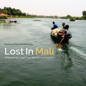 LOST IN MALI, VARIOUS, CD, 0605633009125