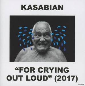 FOR CRYING OUT LOUD, KASABIAN, CD, 0889854180126