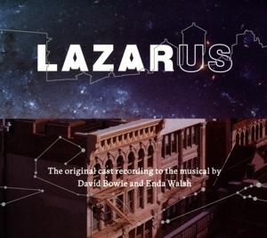 LAZARUS (MUSICAL), BOWIE, DAVID, CD, 0889853749126