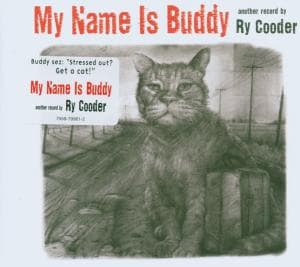 MY NAME IS BUDDY, COODER, RY, CD, 0075597996128