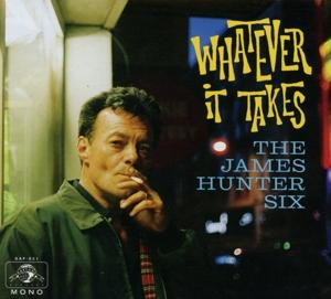 WHATEVER IT TAKES, HUNTER, JAMES, CD, 0823134005129