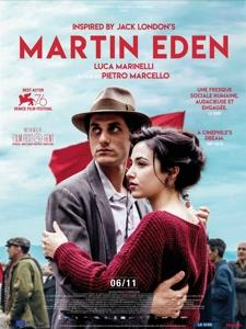 MARTIN EDEN, MOVIE, DVD, 5425037941310