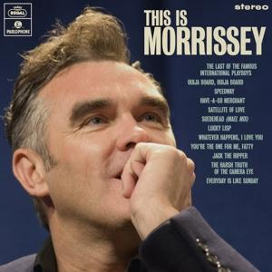 THIS IS MORRISSEY, MORRISSEY, CD, 0190295626136