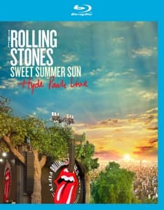 SWEET SUMMER SUN - HYDE PARK LIV, ROLLING STONES, Blu-ray, 5051300521370