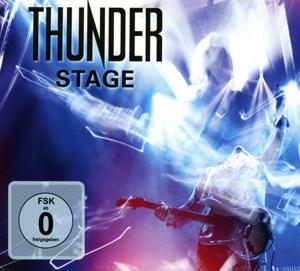 STAGE -CD+BLRY/DIGI-, THUNDER, CD, 4029759121473