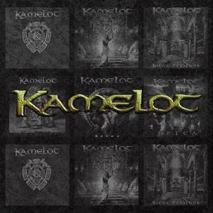 WHERE I REIGN - THE VERY BEST OF TH, KAMELOT, CD, 4050538191509