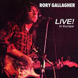LIVE! IN EUROPE, GALLAGHER, RORY, CD, 0602557977172