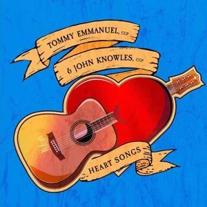 HEART SONGS, EMMANUEL, TOMMY & JOHN KN, CD, 0752830544178