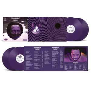 DRANK REMIX ALBUM -PURPLE VINYL-, THUNDERCAT, LP, 5054429131857