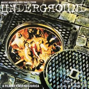 UNDERGROUND, BREGOVIC, GORAN/ORIGINAL SOUNDTRACK, LP, 0600753817186