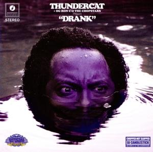 DRANK REMIX ALBUM, THUNDERCAT, CD, 5054429131864