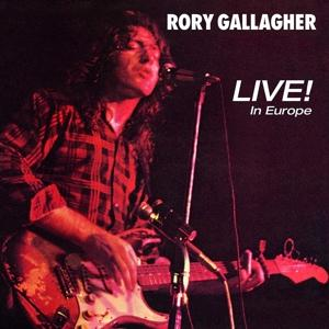 LIVE! IN EUROPE (180GR&DOWNLOAD), GALLAGHER, RORY, LP, 0602557977189