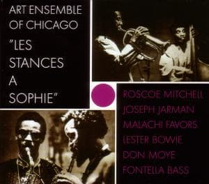 LES STANCES A SOPHIE (LP), ART ENSEMBLE OF CHICAGO, LP, 5026328101910