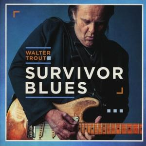 SURVIVOR BLUES, TROUT, WALTER, CD, 0819873018193