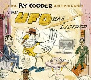 ANTHOLOGY: THE UFO HAS.., COODER, RY, CD, 0081227989194