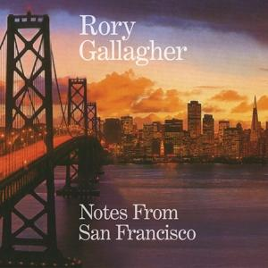 NOTES FROM SAN FRANCISCO, GALLAGHER, RORY, LP, 0602557977202