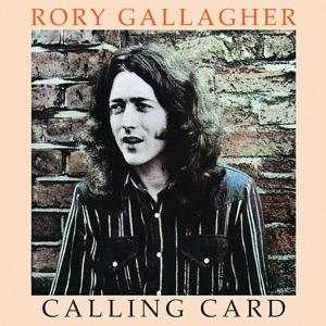CALLING CARD (180GR&DOWNLOAD), GALLAGHER, RORY, LP, 0602557975208