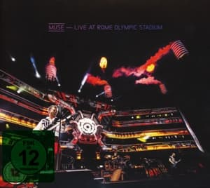 LIVE AT ROME OLYMPIC -DVD+CD-, MUSE, DVD, 0825646394210