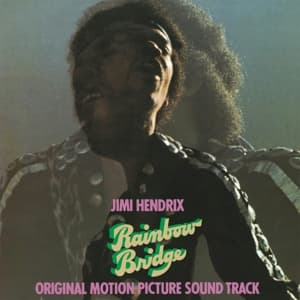 RAINBOW BRIDGE, HENDRIX, JIMI, LP, 0888430964211
