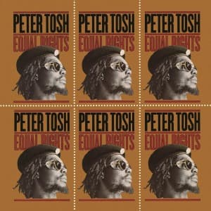 EQUAL RIGHTS, TOSH, PETER, LP, 8713748982126
