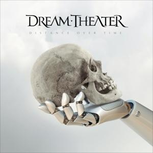 DISTANCE OVER.. -LP+CD-, DREAM THEATER, LP, 0190759206218