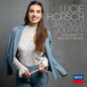 BAROQUE JOURNEY, HORSCH, LUCIE, CD, 0028948347223