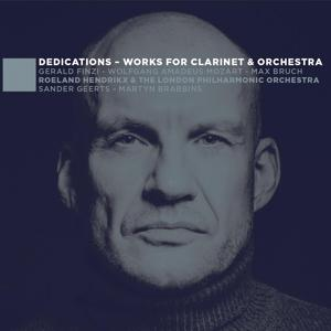 DEDICATIONS - WORKS FOR C, HENDRIKX, ROELAND, CD, 0608917721225