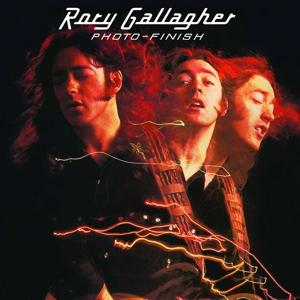 PHOTO FINISH, GALLAGHER, RORY, CD, 0602557977226