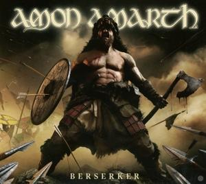 BERSERKER, AMON AMARTH, CD, 0190759205228