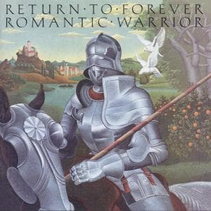 ROMANTIC WARRIOR, RETURN TO FOREVER, CD, 5099706552420