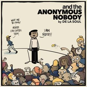 AND THE ANONYMOUS NOBODY, DE LA SOUL, CD, 5060454942436