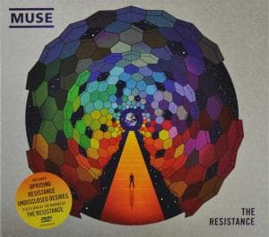 RESISTANCE -CD+DVD-, MUSE, CD, 0825646866250