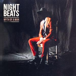 MYTH OF A MAN, NIGHT BEATS, LP, 5400863002688