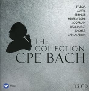 COLLECTION, BACH, C.PH.E., CD, 0825646349272