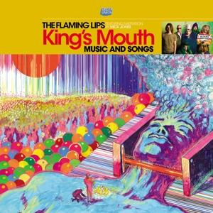 KINGS MOUTH, FLAMING LIPS, THE, CD, 5400863012939