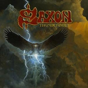THUNDERBOLT -DIGI-, SAXON, CD, 0190296927294