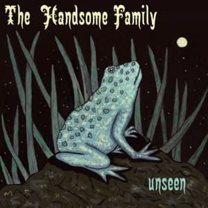 UNSEEN -LTD-, HANDSOME FAMILY, CD, 5029432022980