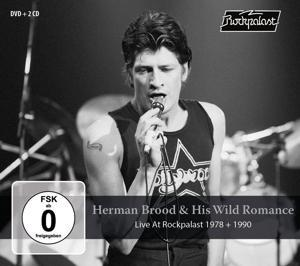 LIVE AT & 1990/ & HIS WILD ROMANCE -CD+DVD-, BROOD, HERMAN, CD, 0885513904300