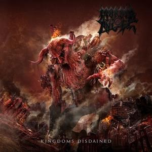 KINGDOMS DISDAINED -DIGI-, MORBID ANGEL, CD, 0190296942303