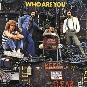 WHO ARE YOU, WHO, LP, 0602537156306