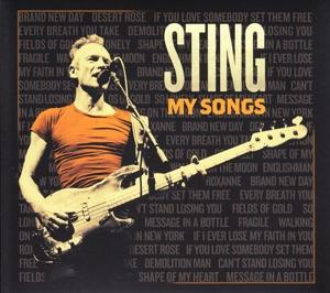 MY SONGS (DEL.ED.), STING, CD, 0602577587306