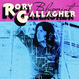 BLUEPRINT, GALLAGHER, RORY, CD, 0602557971309