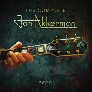 COMPLETE JAN AKKERMAN -BOX SET-, AKKERMAN, JAN, CD, 8712944663105