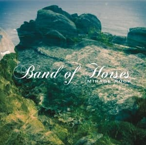 MIRAGE ROCK, BAND OF HORSES, LP, 0887254563310