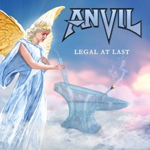 LEGAL AT LAST -TRANSPAR-, ANVIL, LP, 0884860300315