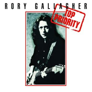 TOP PRIORITY, GALLAGHER, RORY, CD, 0602557977318