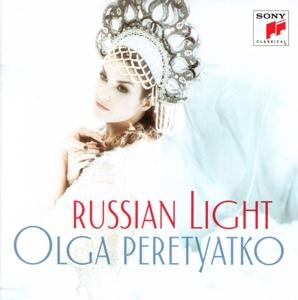 RUSSIAN LIGHT, PERETYATKO, OLGA, CD, 0889853522323
